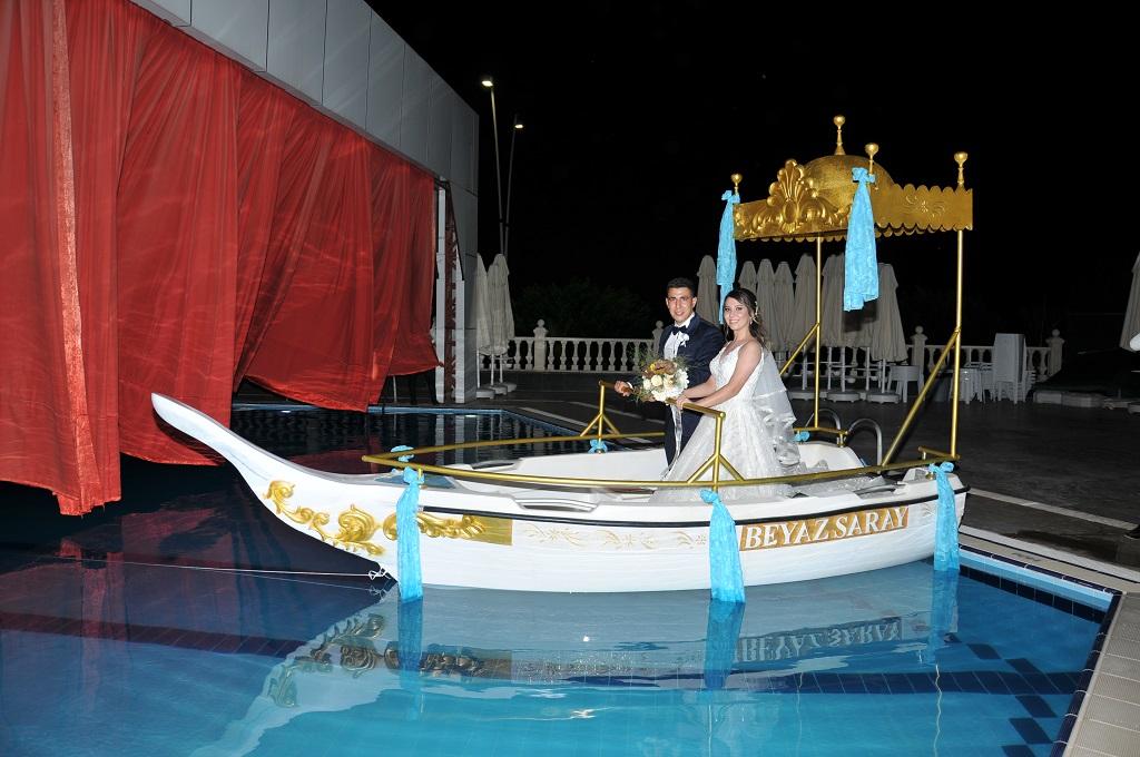 Adana Beyaz Saray | Adana Düğün, Nişan, Kına ve Organizasyon | Adana Kır Düğünü | Havuzbaşı